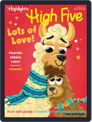 Highlights High Five Magazine (Digital) Subscription February 1st, 2021 Issue