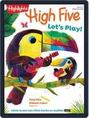 Highlights High Five Magazine (Digital) Subscription June 1st, 2021 Issue