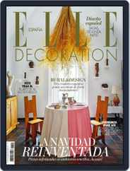 Elle Decoration Espana Magazine (Digital) Subscription December 1st, 2020 Issue