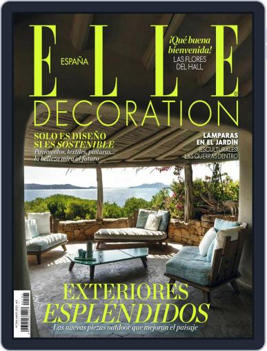 Elle Decoration Espana Magazine (Digital) May 1st, 2021 Issue Cover