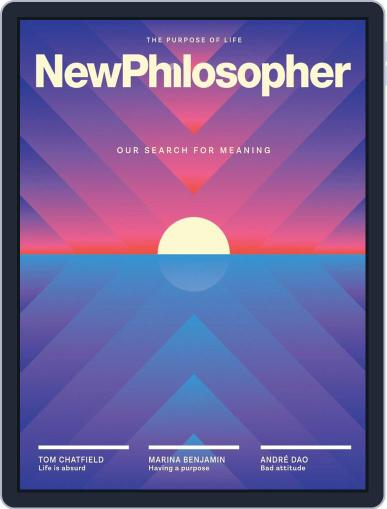 New Philosopher Magazine (Digital) August 1st, 2020 Issue Cover