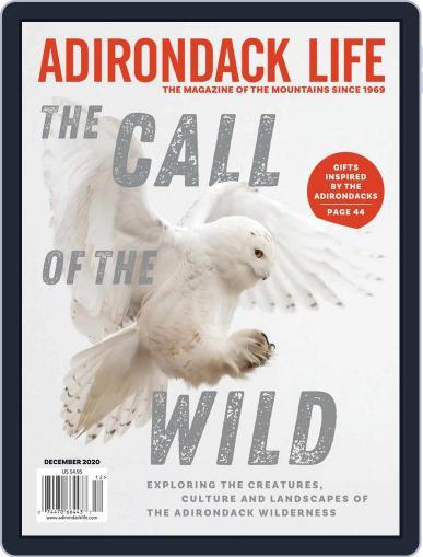 Adirondack Life Magazine (Digital) November 1st, 2020 Issue Cover