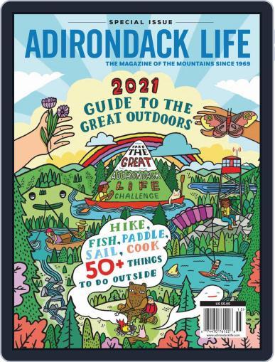 Adirondack Life Magazine (Digital) May 15th, 2021 Issue Cover