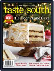 Taste of the South Magazine (Digital) Subscription November 1st, 2020 Issue