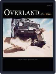 Overland Journal Magazine (Digital) Subscription August 6th, 2020 Issue