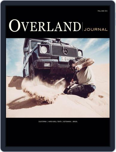 Overland Journal Magazine (Digital) August 6th, 2020 Issue Cover
