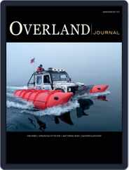 Overland Journal Magazine (Digital) Subscription December 16th, 2020 Issue