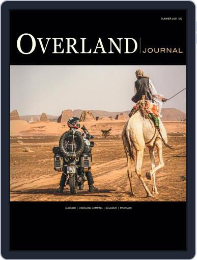 Overland Journal Magazine (Digital) April 28th, 2021 Issue Cover