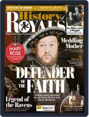 History Of Royals (Digital) Subscription October 1st, 2017 Issue