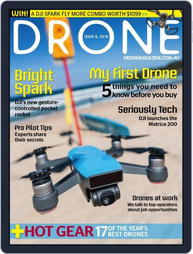 Drone (Digital) December 11th, 2017 Issue Cover