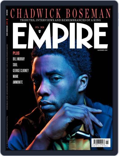 Empire Magazine (Digital) November 1st, 2020 Issue Cover