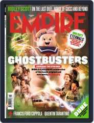 Empire Magazine (Digital) Subscription November 1st, 2021 Issue