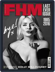 Fhm (Digital) Subscription January 7th, 2016 Issue