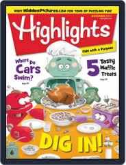 Highlights for Children Magazine (Digital) Subscription November 1st, 2020 Issue