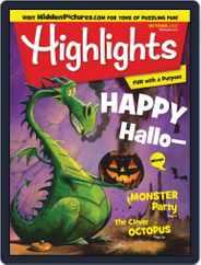 Highlights for Children Magazine (Digital) Subscription October 1st, 2020 Issue