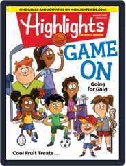 Highlights for Children Magazine (Digital) Subscription August 1st, 2021 Issue