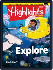 Highlights for Children Magazine (Digital) Subscription July 1st, 2021 Issue