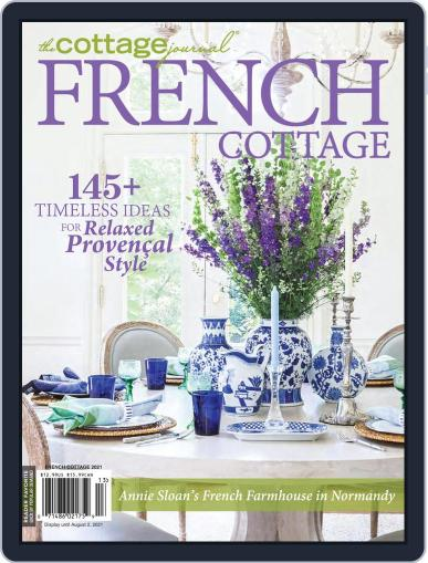 The Cottage Journal Magazine (Digital) April 13th, 2021 Issue Cover