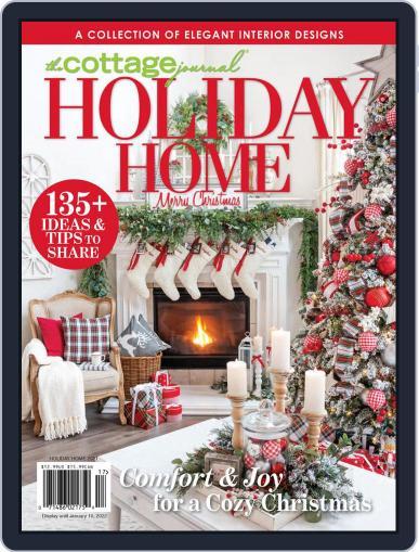 The Cottage Journal Magazine (Digital) September 21st, 2021 Issue Cover