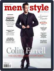 Men's Style Australia (Digital) Subscription October 1st, 2017 Issue