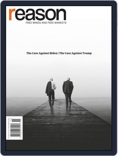 Reason Magazine (Digital) November 1st, 2020 Issue Cover