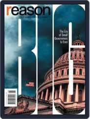 Reason Magazine (Digital) Subscription June 1st, 2021 Issue