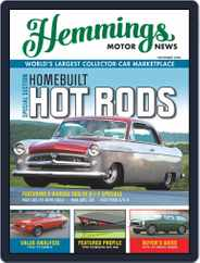 Hemmings Motor News Magazine (Digital) Subscription November 1st, 2020 Issue