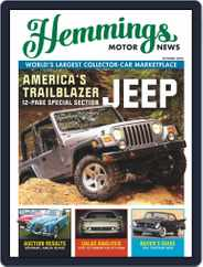 Hemmings Motor News Magazine (Digital) Subscription October 1st, 2020 Issue