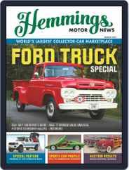 Hemmings Motor News Magazine (Digital) Subscription August 1st, 2021 Issue