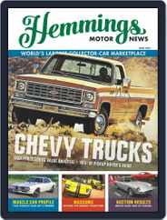 Hemmings Motor News Magazine (Digital) Subscription June 1st, 2021 Issue