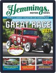 Hemmings Motor News Magazine (Digital) Subscription November 1st, 2021 Issue