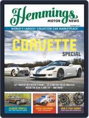 Hemmings Motor News Magazine (Digital) Subscription September 1st, 2021 Issue