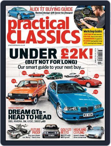 Practical Classics Magazine (Digital) October 1st, 2021 Issue Cover