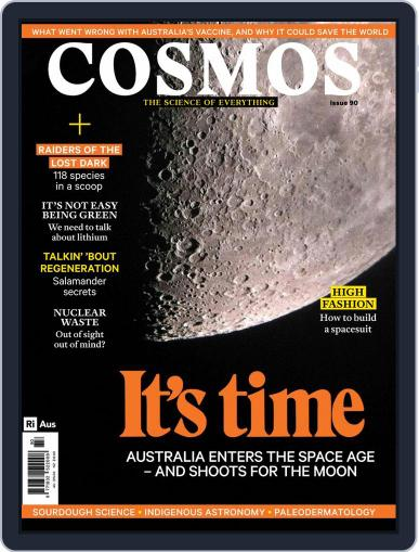 Cosmos Magazine (Digital) March 1st, 2021 Issue Cover