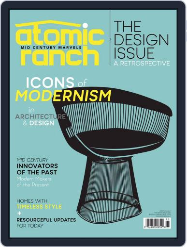 Atomic Ranch Magazine (Digital) November 1st, 2020 Issue Cover