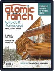 Atomic Ranch Magazine (Digital) Subscription October 1st, 2020 Issue