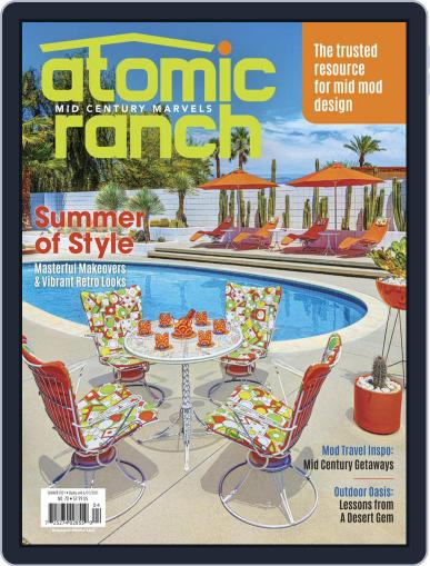 Atomic Ranch Magazine (Digital) April 1st, 2021 Issue Cover