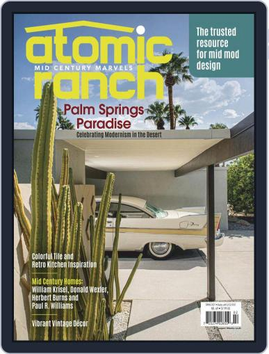 Atomic Ranch Magazine (Digital) February 1st, 2021 Issue Cover