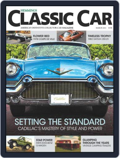 Hemmings Classic Car Magazine (Digital) March 1st, 2021 Issue Cover