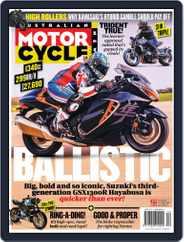 Australian Motorcycle News Magazine (Digital) Subscription April 15th, 2021 Issue