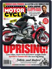 Australian Motorcycle News Magazine (Digital) Subscription April 29th, 2021 Issue