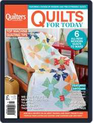 Quilts For Today (Digital) Subscription June 24th, 2014 Issue