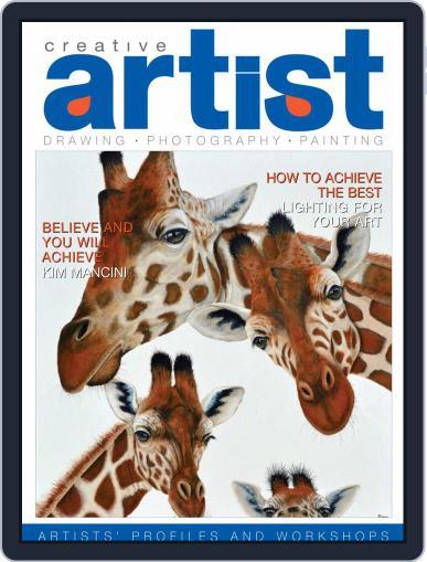 Creative Artist Magazine (Digital) June 1st, 2021 Issue Cover