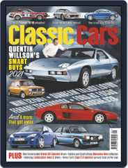 Classic Cars Magazine (Digital) Subscription March 17th, 2021 Issue