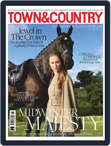 Town & Country UK Magazine (Digital) November 1st, 2020 Issue Cover