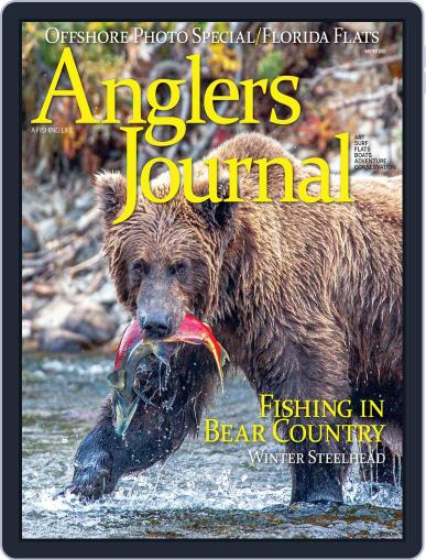 Anglers Journal Magazine (Digital) December 15th, 2020 Issue Cover