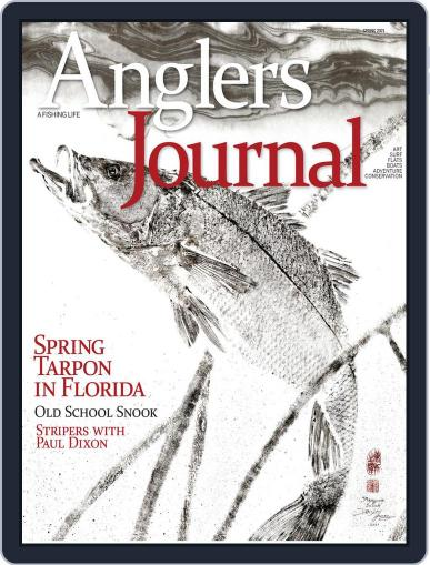 Anglers Journal Magazine (Digital) March 31st, 2021 Issue Cover