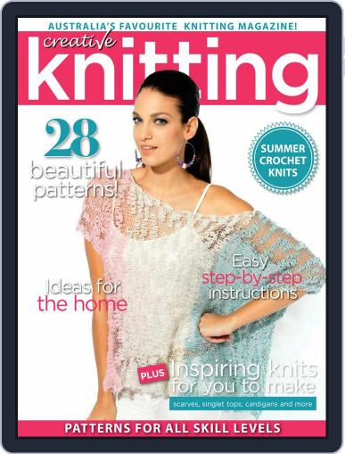 Creative Knitting Magazine (Digital) December 1st, 2020 Issue Cover