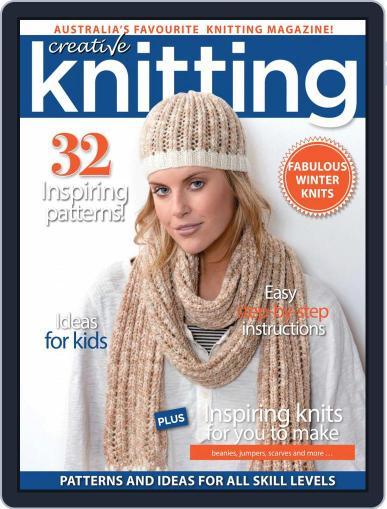 Creative Knitting Magazine (Digital) June 1st, 2021 Issue Cover