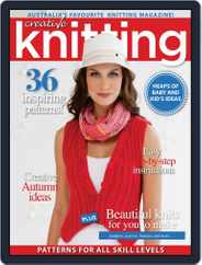 Creative Knitting Magazine (Digital) Subscription March 1st, 2021 Issue